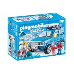 PLAYMOBIL 9281 - SUV CON...