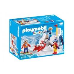 PLAYMOBIL 9283 - BATTAGLIA...