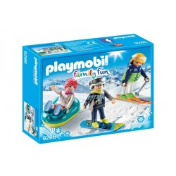 PLAYMOBIL 9286 - GIORNATA...