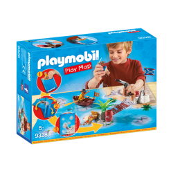 PLAYMOBIL 9328 - IL TESORO...