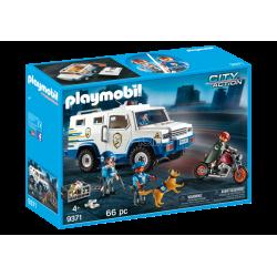 PLAYMOBIL 9371 - FURGONE...