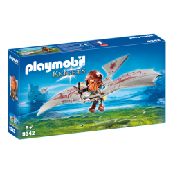 PLAYMOBIL 9342 - GUERRIERO...