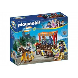 PLAYMOBIL 6695 - TRIBUNA...