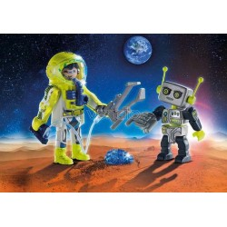 PLAYMOBIL SPACE 9492 -...