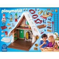 PLAYMOBIL CHRISTMAS 9493 -...
