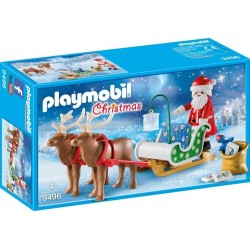 PLAYMOBIL CHRISTMAS 9496 -...