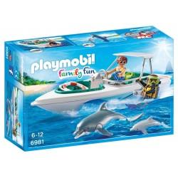 PLAYMOBIL 6981 - SUB CON...
