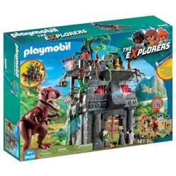 PLAYMOBIL 9429 - CAMPO BASE...