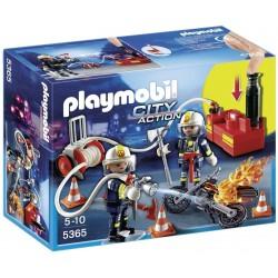 PLAYMOBIL 5365 - VIGILI DEL...