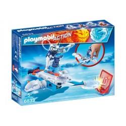 PLAYMOBIL 6833 - ICE-ROBOT...