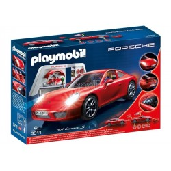 PLAYMOBIL 3911 - PORSCHE...