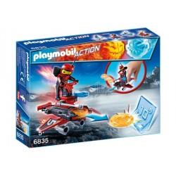 PLAYMOBIL 6835 - FIRE-ROBOT...