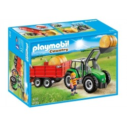PLAYMOBIL 6130 - TRATTORE...