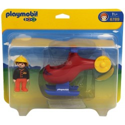 Playmobil 6789 - Elicottero...