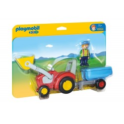 PLAYMOBIL 6964 - TRATTORE...