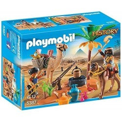PLAYMOBIL 5387 - CACCIATORI...