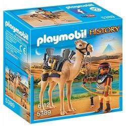 PLAYMOBIL 5389 - GUERRIERO...