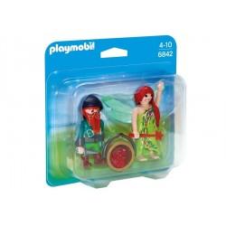 PLAYMOBIL 6842 - GNOMO E...