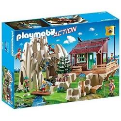 PLAYMOBIL 9126 - RIFUGIO...