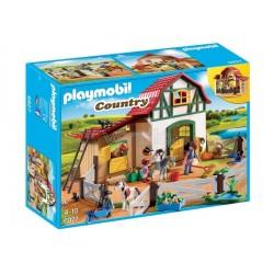 PLAYMOBIL 6927 - MANEGGIO...