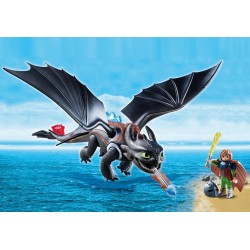 PLAYMOBIL 9246 - HICCUP E...