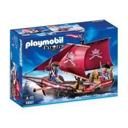 PLAYMOBIL 6681 - FREGATA...