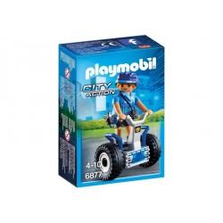 PLAYMOBIL 6877 - POLIZIOTTA...