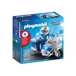 PLAYMOBIL 6923 - MOTO DELLA...