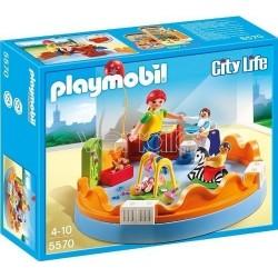 PLAYMOBIL 5570 - AREA GIOCO...