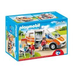 PLAYMOBIL 6685 - AMBULANZA L/S