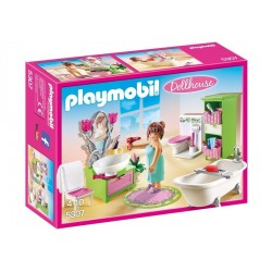 PLAYMOBIL 5307 - SALA DA BAGNO
